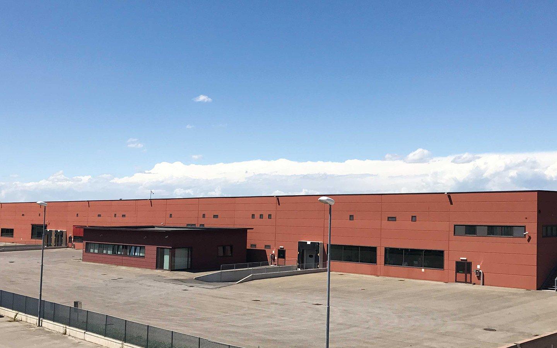 La sede di Certosa Salumi S.p.a.